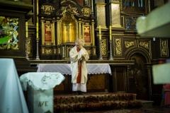Procesje Bożego Ciała w parafii  Nawiedzenia NMP na Mirowie