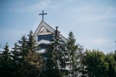 Procesje Bożego Ciała w parafii pw. Miłosierdzia Bożego