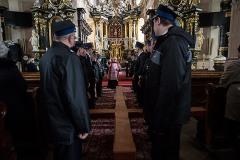 Wielki Piątek w pińczowskich parafiach