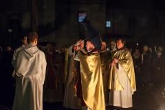 Wigilia Paschalna u Franciszkanów