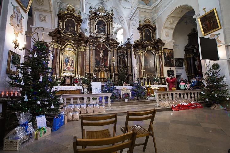 Sanktuarium Mirowskie w Pińczowie