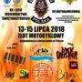 Festiwal Bluesowo - Rockowyczyli trzydniowy zlot motocyklowy VII Motobambownia w Pińczowie