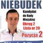 Wywiad z Łukaszem Niebudek - kandydatem do Rady Miejskiej