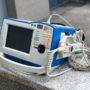 Przekazanie defibrylatora